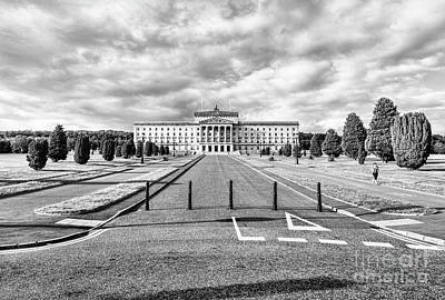 Photograph - Stormont, Belfast by Jim Orr