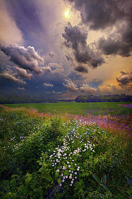 Photograph - Storms A Comin by Phil Koch