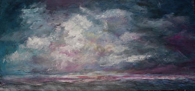 Painting - Storm's Approaching by Michele A Loftus