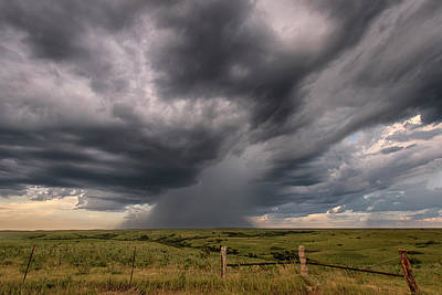 Photograph - Storm Is Brewing by Scott Bean