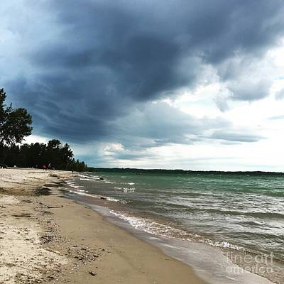 Photograph - Storms by Laura Kinker