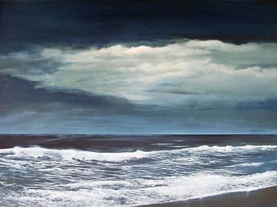 Storms Never Last Art Print