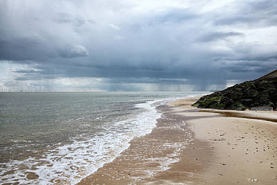Essex Wall Art - Photograph - Storms On The Horizon by Martin Newman