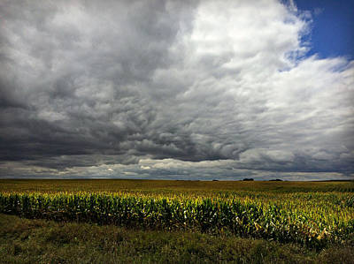 Photograph - Storms Rolling In by Kathy M Krause