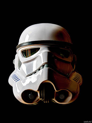 Photograph - Stormtrooper 1 by Weston Westmoreland