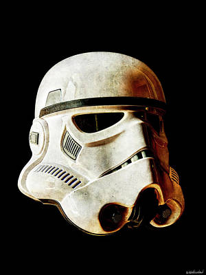 Photograph - Stormtrooper 2 Weathered by Weston Westmoreland