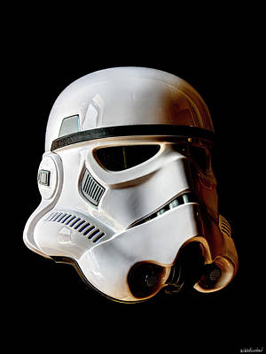 Photograph - Stormtrooper 2 by Weston Westmoreland