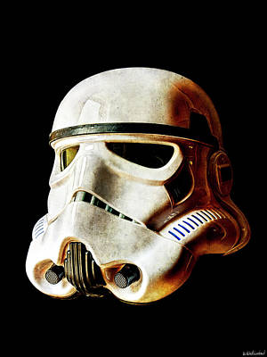 Photograph - Stormtrooper 3 Weathered by Weston Westmoreland