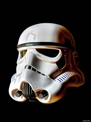 Photograph - Stormtrooper 3 by Weston Westmoreland
