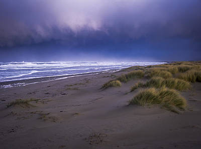 Photograph - Stormy Beach by Robert Potts