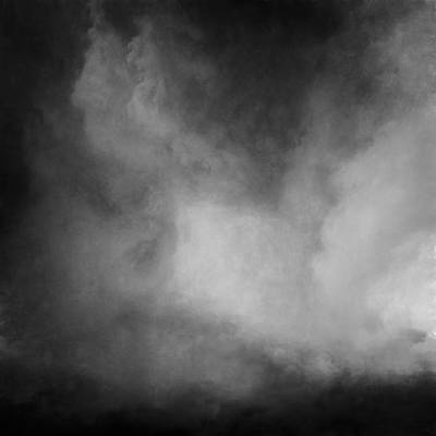 Sublime Digital Art - Stormy Blackness by Lonnie Christopher