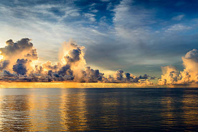 Photograph - Stormy Clouds  by Michael Scott