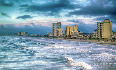 Photograph - Stormy Color by David Smith