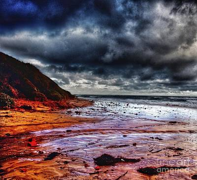 Photograph - Stormy Day by Blair Stuart