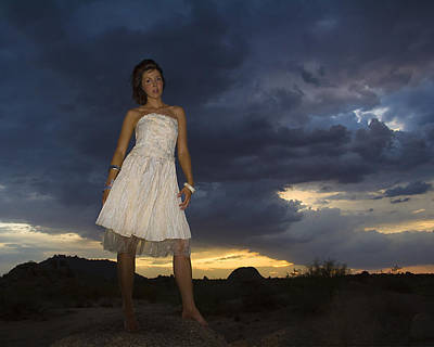 Photograph - Stormy by Jean Hildebrant