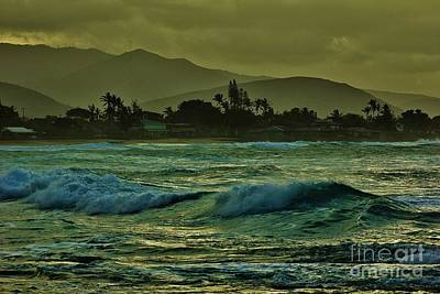 Photograph - Stormy Makaha by Craig Wood
