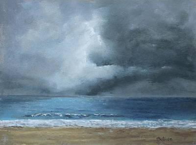 Pastel - Stormy Monday by Dennis Sullivan