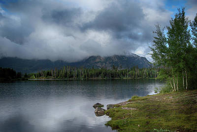 Photograph - Stormy Morning At Dillon by Marie Leslie