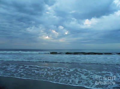 Photograph - Stormy Morning by D Hackett