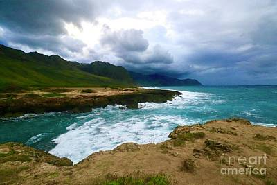 Photograph - Stormy Morning One by Craig Wood