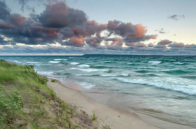 Photograph - Stormy Morning by Thomas Pettengill