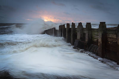 Photograph - Stormy Morning by Will Gudgeon