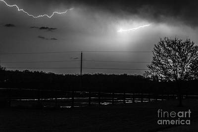Photograph - Stormy Night by Joann Long