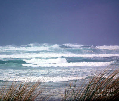 Photograph - Stormy Ocean by Rex E Ater