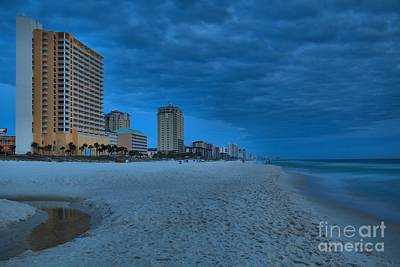 Photograph - Stormy On The Gulf Coast by Adam Jewell