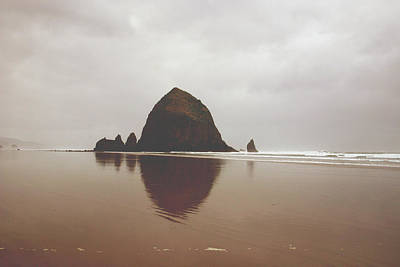 Photograph - Stormy Oregon Morning by Craig Strand