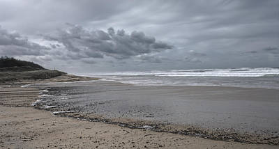 Photograph - Stormy Seas by Sandra Ramacher