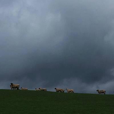 Warwickshire Photograph - Stormy Skies #skyporn #sky #skies by Emma Gillett