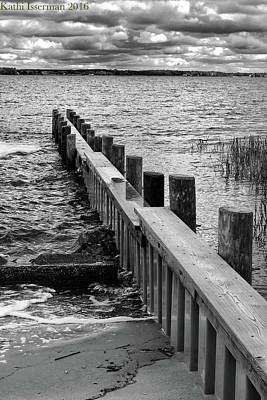 Photograph - Stormy Waters by Kathi Isserman
