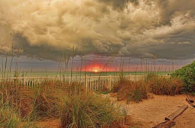 Photograph - Stormy Weather by HH Photography of Florida