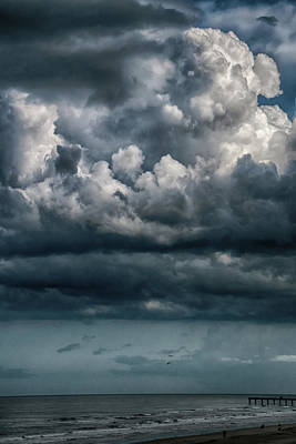 Photograph - Stormy Weather by Judy Hall-Folde