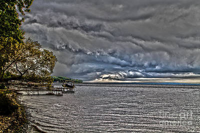 Photograph - Stormy Weather by William Norton