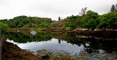 Photograph - Stornoway Calm by Rasma Bertz