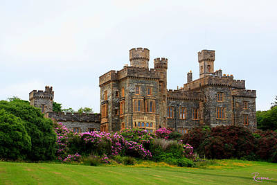 Photograph - Stornoway Castle by Rasma Bertz