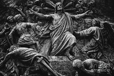 Photograph - Story Of Christ by Kiran Joshi