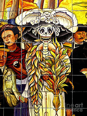 Story Of Mexico 7 Art Print by Mexicolors Art Photography