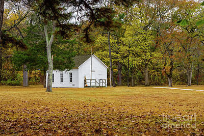 Photograph - Storys Creek School by Jennifer White
