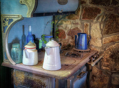 Photograph - Stove Top by James Barber
