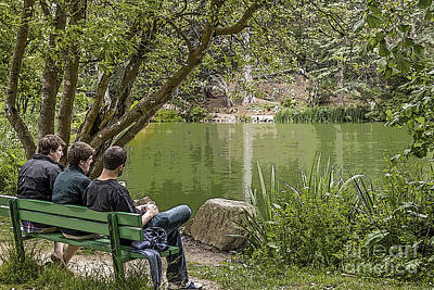 Photograph - Stow Lake by Kate Brown