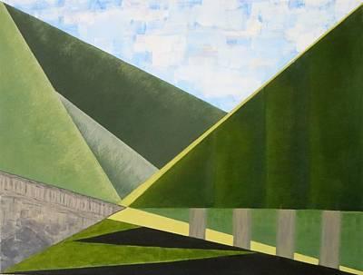 Painting - Stowe by Tamara Savchenko