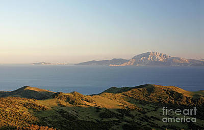 Photograph - Straits Of Gibraltar by Rod Jones