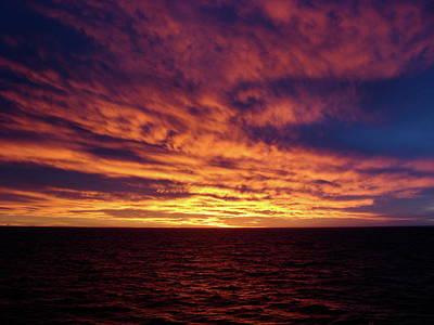 Photograph - straits of magellan III by Brett Winn