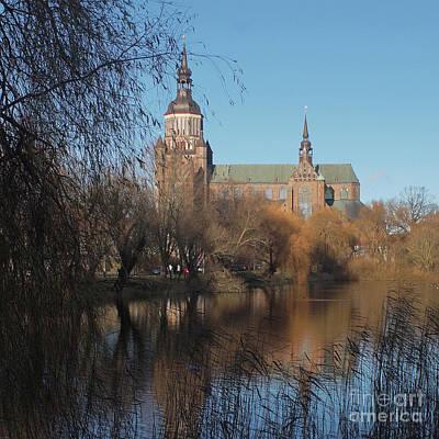 Photograph - Stralsund 2 by Rudi Prott
