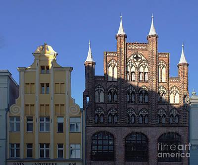 Photograph - Stralsund 3 by Rudi Prott