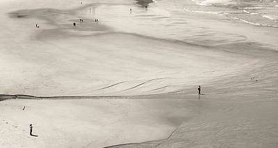 Photograph - Strand by Scott Rackers
