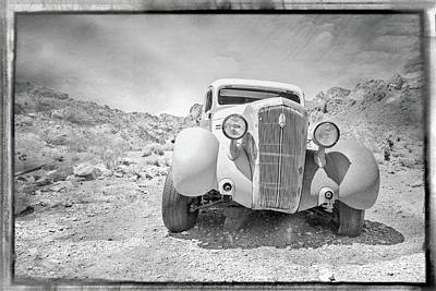 Photograph - Stranded by Marty Garland